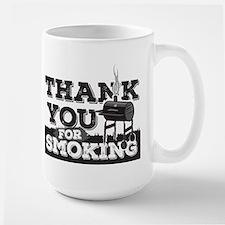 Thanks for Smoking Mugs