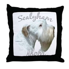Sealy Mom2 Throw Pillow