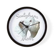 Sealy Mom2 Wall Clock