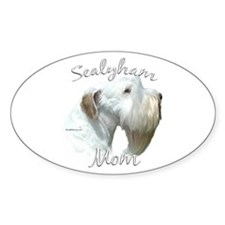 Sealy Mom2 Oval Decal