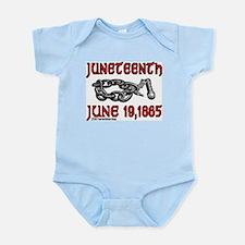 """June19, 1865"" Infant Bodysuit"