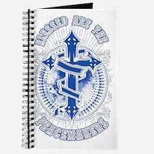 Cute Thin blue line Journal