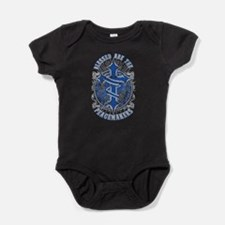 Thin Blue Line Peacemakers Baby Bodysuit