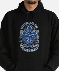 Thin Blue Line Peacemakers Hoodie