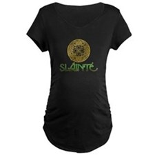 Funny Pregnant st patrick%27s day T-Shirt
