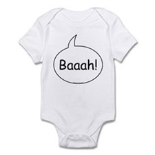 Sheep Costume Infant Bodysuit
