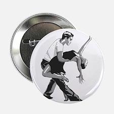 """Salsa dancers 2.25"""" Button (10 pack)"""