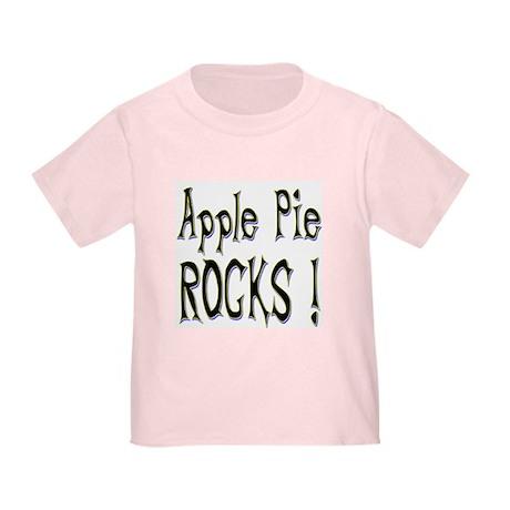 Apple Pie Rocks ! Toddler T-Shirt