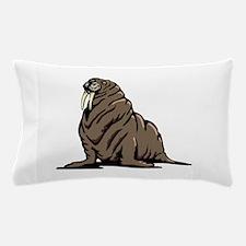 Walrus sitting Pillow Case