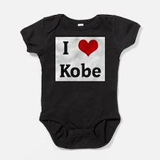 Cute Kobe Baby Bodysuit