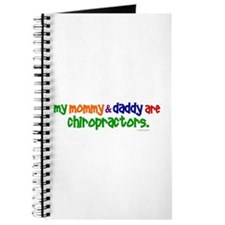 My Mommy & Daddy Are Chiropractors (PR) Journal