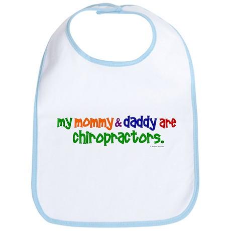 My Mommy & Daddy Are Chiropractors (PR) Bib