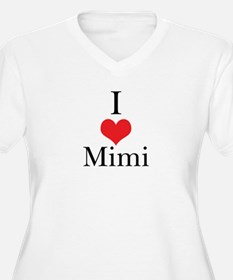 I Love (Heart) Mimi T-Shirt