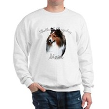 Sheltie Mom2 Sweatshirt