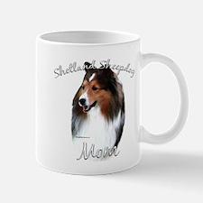 Sheltie Mom2 Mug