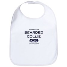 Property of Bearded Collie Bib