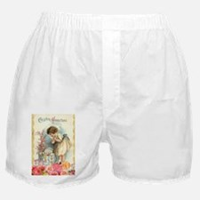 victorian easter Boxer Shorts