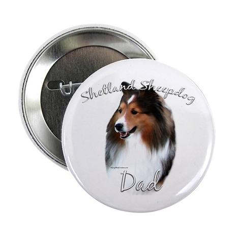 Sheltie Dad2 Button
