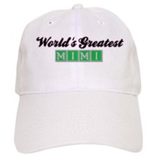 World's Greatest Mimi (2) Baseball Cap