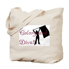 Guard Diva Tote Bag
