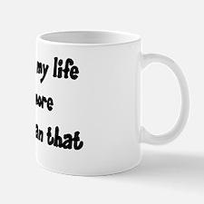 Alpacas are my Life Mug