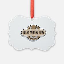 Bashkir Curly Horse Ornament