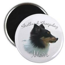 Sheltie Mom2 Magnet