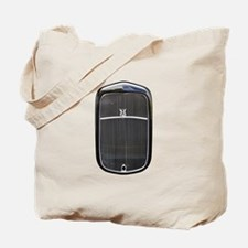 Grill-Black Tote Bag