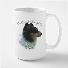 Sheltie Dad2 Mug