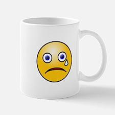Crying Smiley Mugs