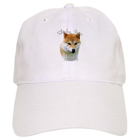 Shiba Mom2 Cap