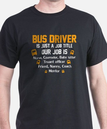 Funny Bus driver T-Shirt