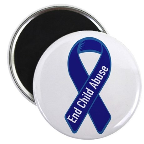 """Child Abuse 2.25"""" Magnet (10 pack)"""