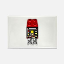 Droid Lego Magnets