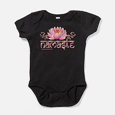 Cute Yogi Baby Bodysuit