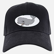 Whale Smiling Baseball Hat