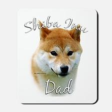 Shiba Dad2 Mousepad