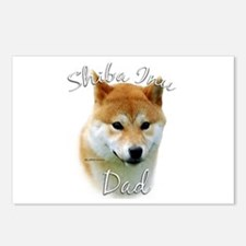 Shiba Dad2 Postcards (Package of 8)