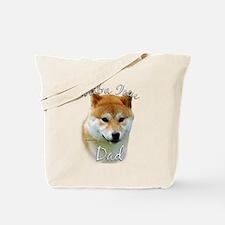 Shiba Dad2 Tote Bag