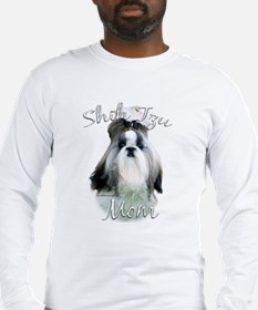 Shih Tzu Mom2 Long Sleeve T-Shirt
