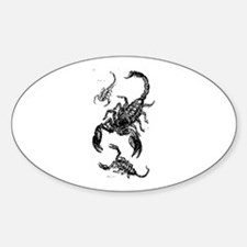 Black Scorpions Decal
