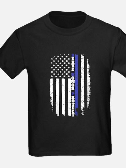 The Thin Blue Line T-Shirt
