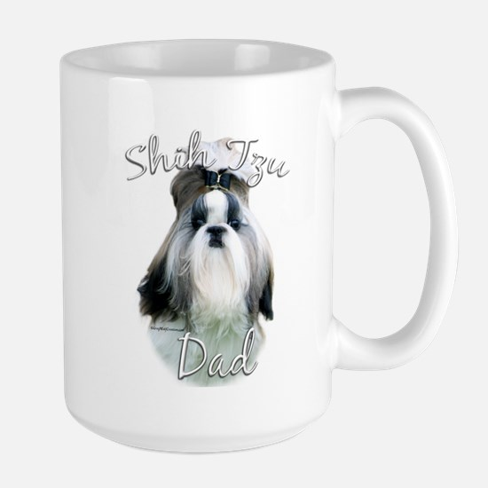 Shih Tzu Dad2 Large Mug