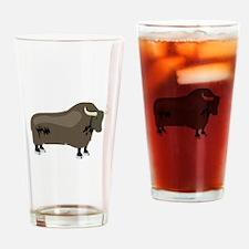 Yak Drinking Glass
