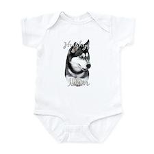 Husky Mom2 Infant Bodysuit