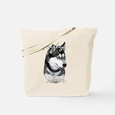 Husky Mom2 Tote Bag