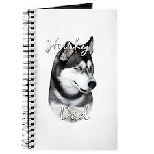 Husky Dad2 Journal