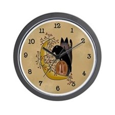 Fall Friends Primart Wall Clock