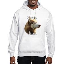 Husky Mom2 Hoodie