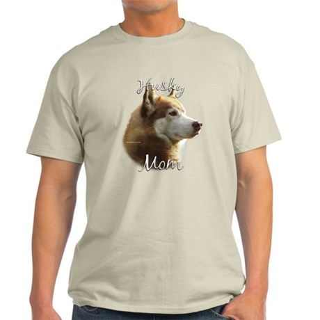 Husky Mom2 Light T-Shirt